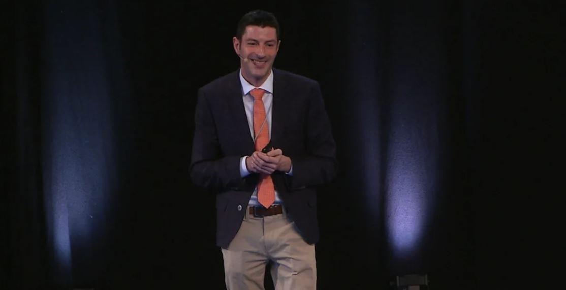 Se Nialls Talk om Tarm-hjerne-aksen: Tarmfloraen og dens interaktion med hjernen.