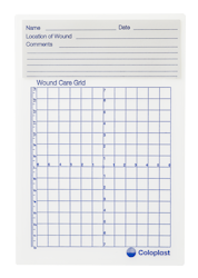 Comfeel® Wound Care Grid Guide
